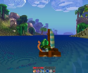Cube World Screenshots