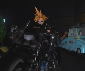 Final Fantasy VII Screenshots