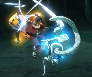 Naruto Shippuden: Ultimate Ninja Storm 3 Full Burst Files