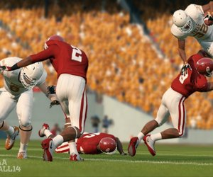 NCAA Football 14 Chat