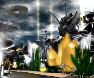 Second Life Chat