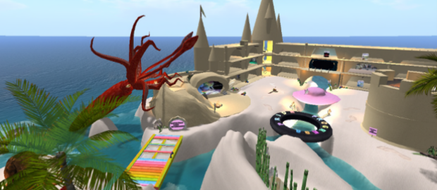 Second Life News