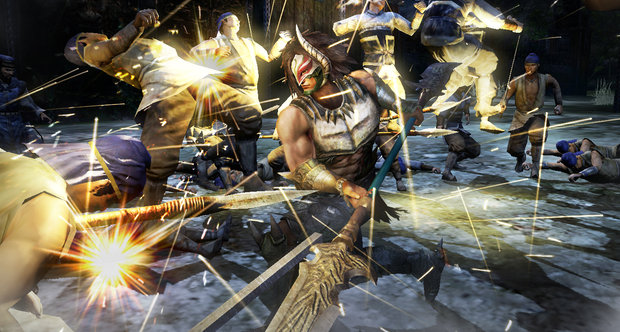 Dynasty Warriors 8 character screenshots