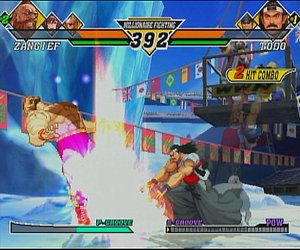 Capcom vs SNK 2 Chat