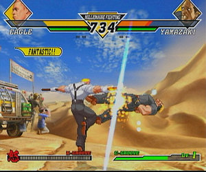 Capcom vs SNK 2 Screenshots