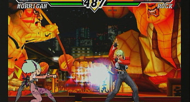 Capcom vs. SNK 2: Mark of the Millennium screenshots