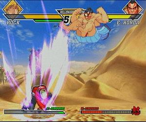 Capcom vs SNK 2 Screenshots