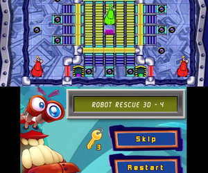 Robot Rescue 3D Chat