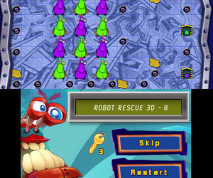 Robot Rescue 3D Files