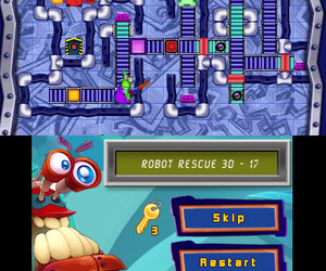 Robot Rescue 3D Screenshots