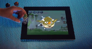 Angry Birds Star Wars 2 figures use QR codes, not NFC