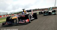 F1 2013 announcement screenshots