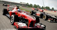 F1 2013 coming in fall with 1980s cars and tracks