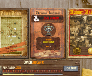Blood Bowl: Star Coach Screenshots