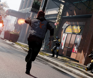 inFamous: Second Son Chat