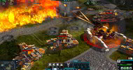 End of Nations MOBA screens