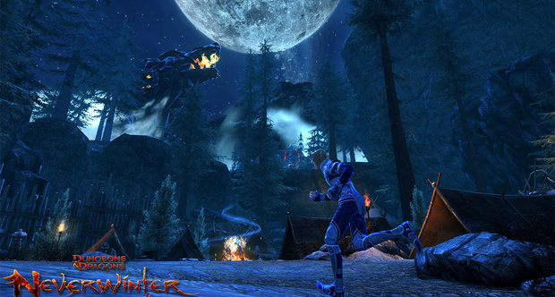 Neverwinter Fury of the Feywild expansion screenshots