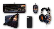 Get ready to buy a Battlefield 4 keyboard, mouse, headset, bag, phone case, book, and more