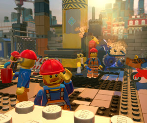 The LEGO Movie Videogame Screenshots