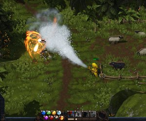 Magicka: Wizard Wars Screenshots