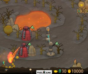 PixelJunk Monsters: Ultimate HD Screenshots