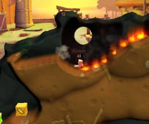Worms Revolution Extreme Screenshots