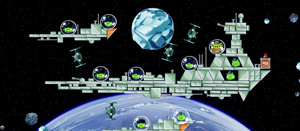 Angry Birds Star Wars News