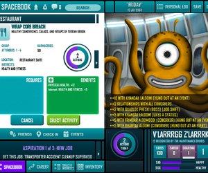 Redshirt Screenshots