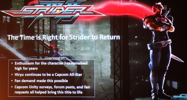 Strider announcement image