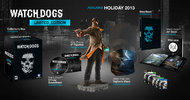 Watch Dogs Limited Edition includes a face mask for... cosplay