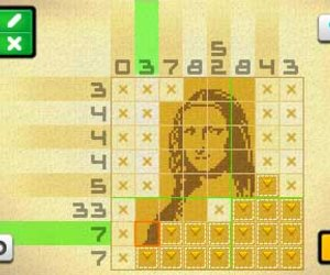 Picross E2 Screenshots
