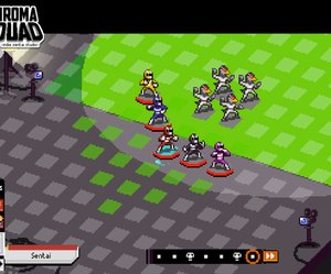 Chroma Squad Screenshots