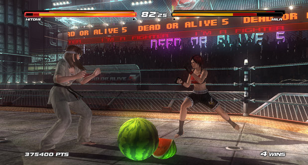 Dead or Alive 5 Ultimate screenshots