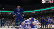 NHL 14 demonstrates Fight Night's Enforcer Engine