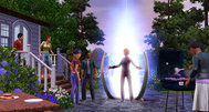 The Sims 3 Into the Future announcement screenshots