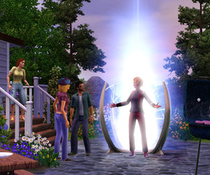 The Sims 3: Into the Future Chat