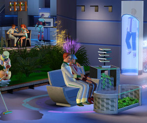 The Sims 3: Into the Future Files