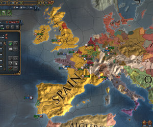 Europa Universalis IV Screenshots