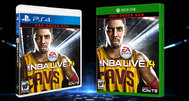 NBA Live 14 cover athlete is Cavs' Kyrie Irving