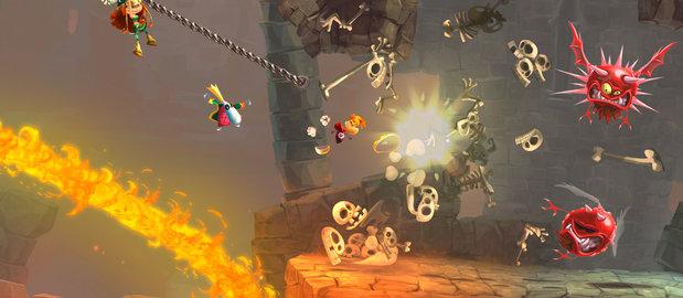 Rayman Legends PC announcement screenshots