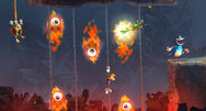 Rayman Legends PC announcement screenshots