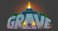 Canabalt dev announces Grave, an arcade game that's 'sort of like Farmville meets Starcraft'