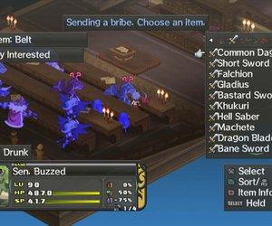 Disgaea D2: A Brighter Darkness Screenshots