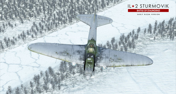 IL-2 Sturmovik: Battle of Stalingrad July screenshots