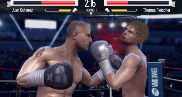 Real Boxing July 29 screenshots