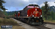 Train Simulator 2014 choo-chooses September