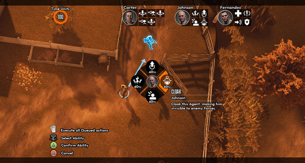 The bureau xcom declassified experimented with a top down for Bureau 13 pc game