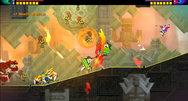 Guacamelee! Gold Edition announcement screenshots
