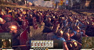 Total War: Rome II gameplay shows AI skirmish