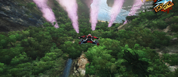 Skydive: Proximity Flight News